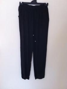 black ally pants